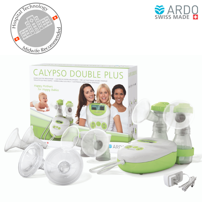 Calypso Breast Pump Double Plus Collection Ardo Medical